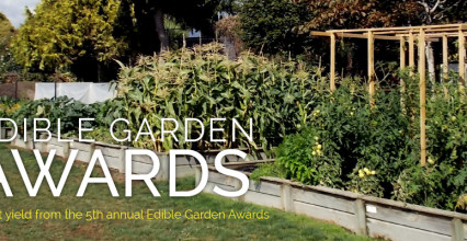 Edible Garden Award Results 2017