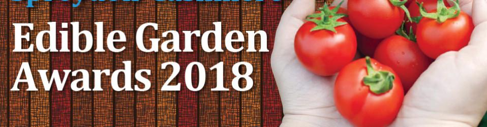 Spreydon-Cashmere Edible Garden Awards 2018