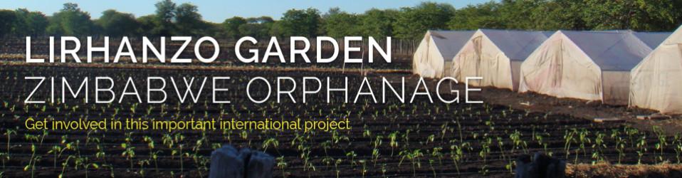 Zimbabwe Orphanage Garden