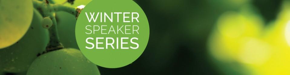 Winter Speaker Series 2019
