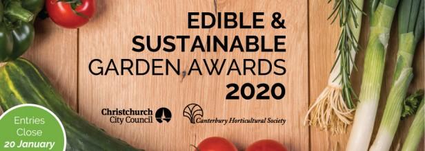 Edible and Sustainable Garden Awards 2020