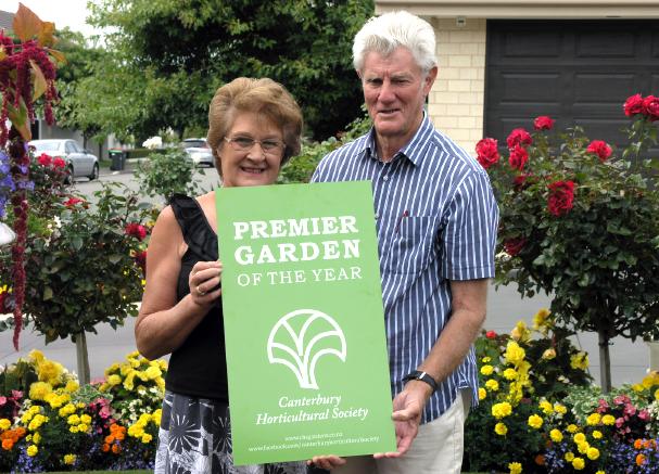 CHS Premier garden Award