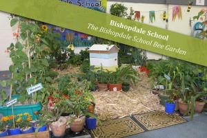 Bishopdale SchoolThe Bishopdale School Bee Garden : BRONZE AWARD