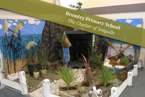 Bromley Primary School The Chatter of Seagulls : GOLD AWARD