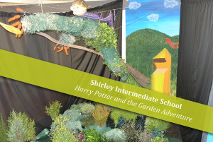Shirley Intermediate SchoolHarry Potter and the Garden Adventure : MERIT AWARD