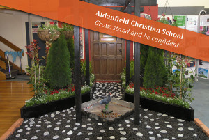 Aidanfield Christian SchoolGrow, stand and be confident : SILVER AWARD