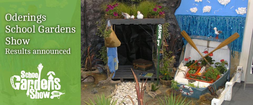 Oderings School Gardens Show Results
