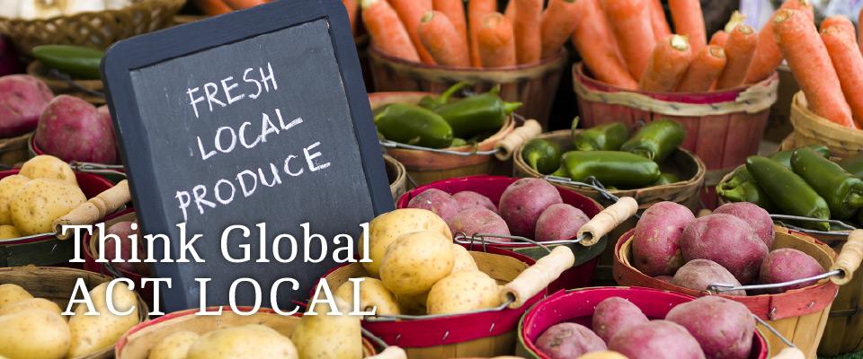 Farmers' Markets – an excellent alternative