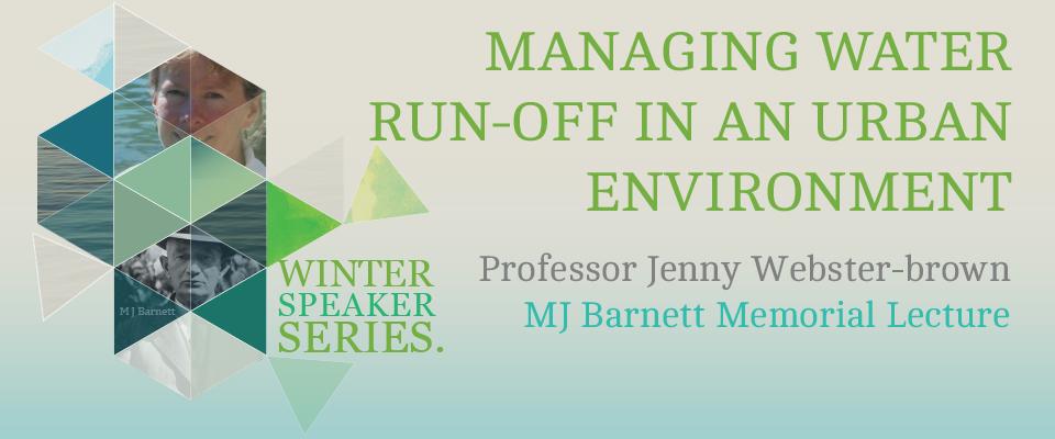 M J Barnett Memorial Lecture Media Release