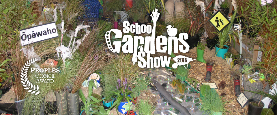 Oderings School Gardens Show – Awards Announcement