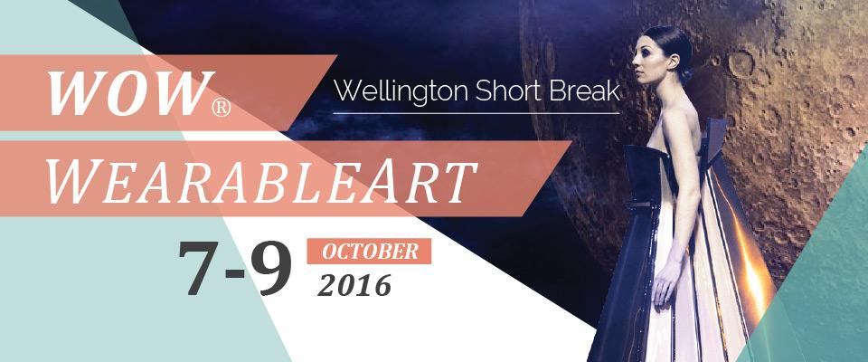 WOW WearableArt Short Break