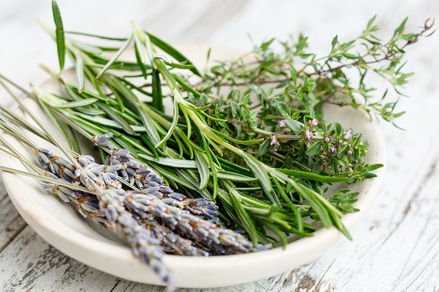 Rosemary Herb of the Month